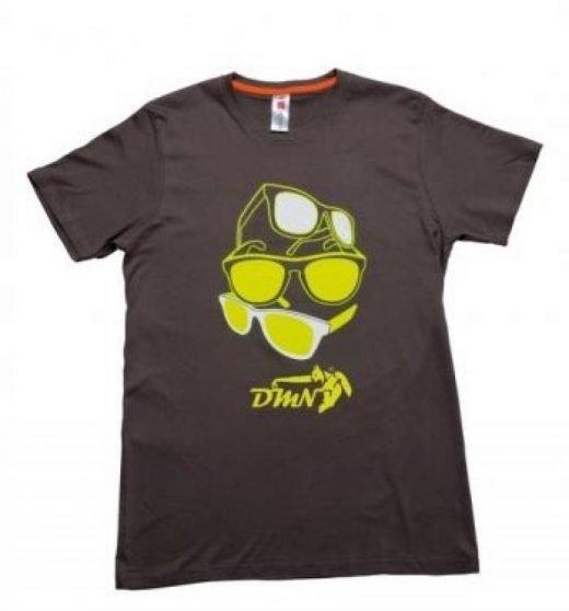 Maglia DMN giallo Fluo