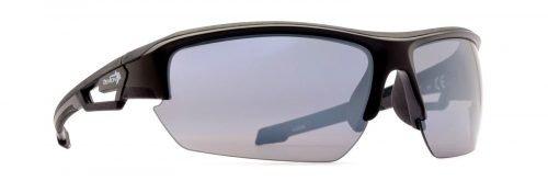 occhiale per ciclismo su strada con lenti specchiate