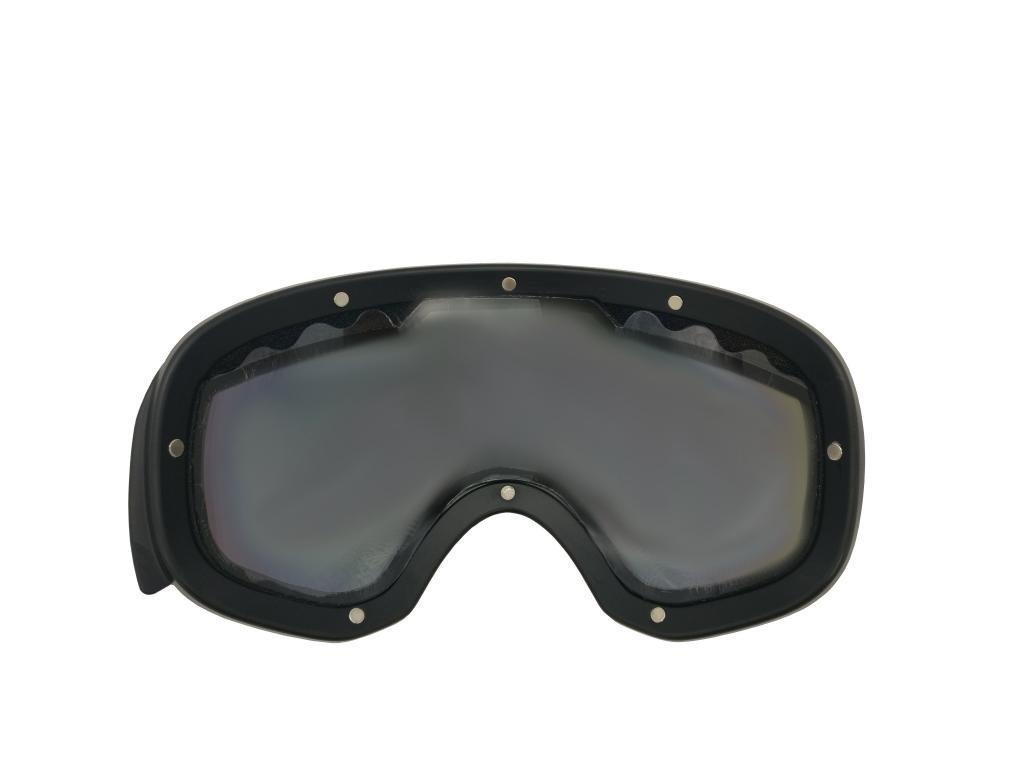 lente fumo per maschere da sci con lenti specchiate