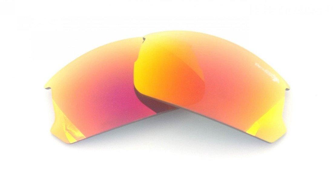 lente specchiata per occhiali da ciclismo interambiabili