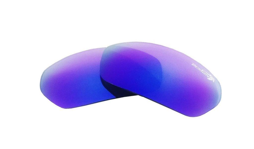 lenti specchiate fumo categoria 3 per occhiali da running e trail running