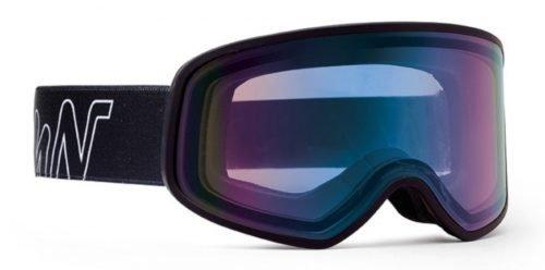 Maschera da neve fotocromatica polarizzata specchiata modello INFINITY
