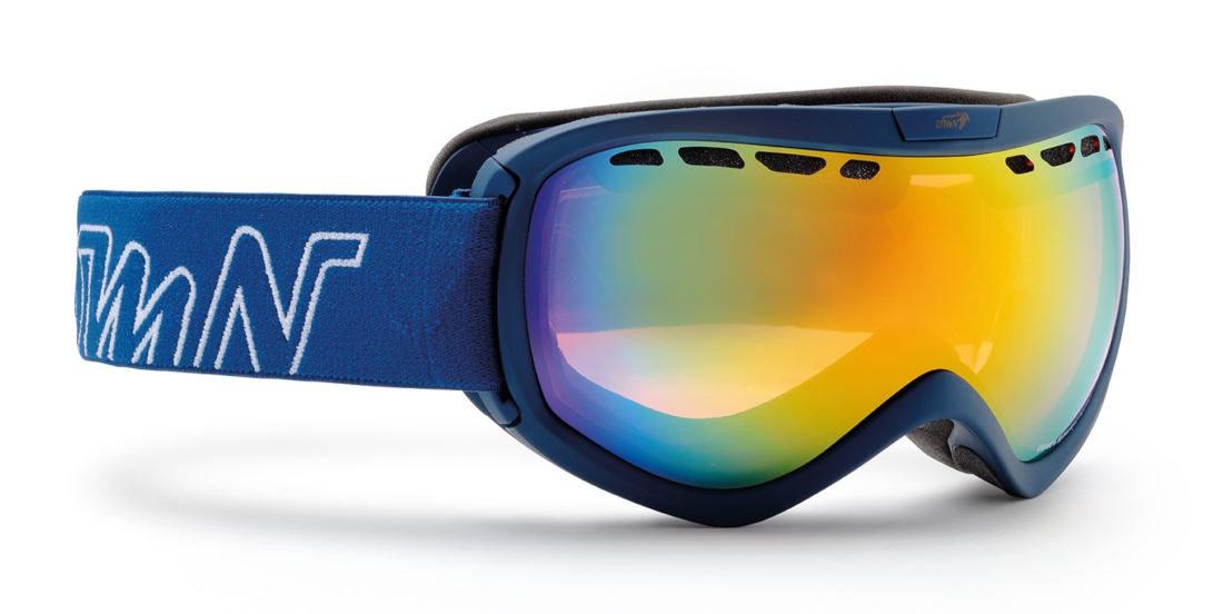 maschera per snowboard da vista modello RAPTOR colore blu