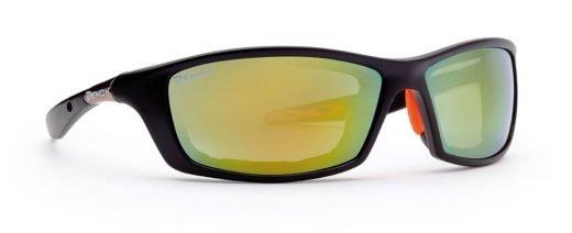 occhiale da arrampicata con lenti specchiate