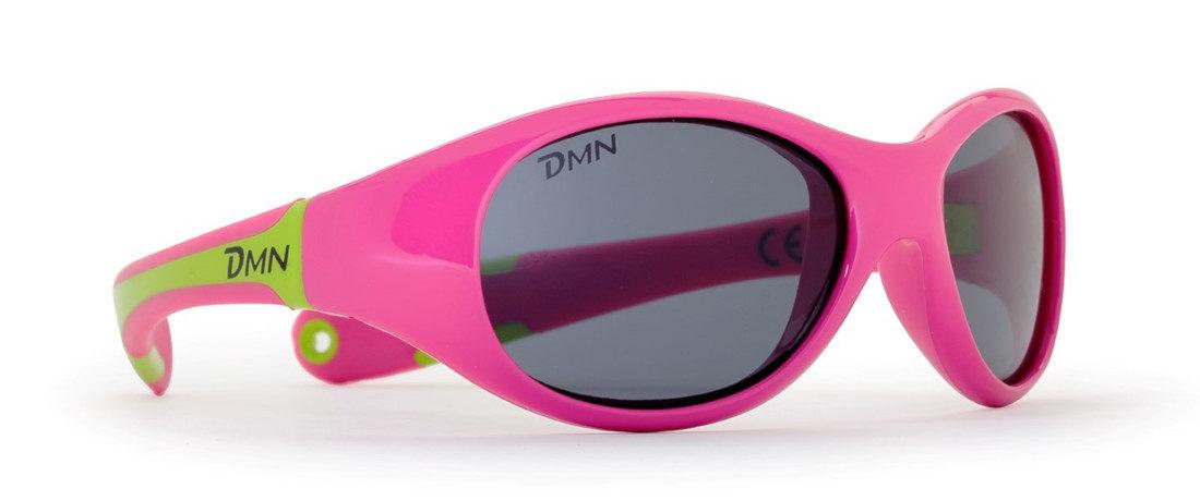 occhiali da montagna per bambine colore viola lenti categoria 4