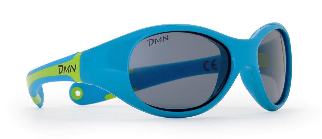 occhiale da montagna per bambini colore azzurro lenti categoria 4