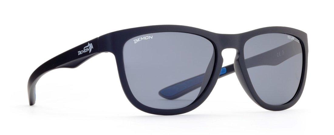 occhiale da sole polarizzato moda sport lente rotonda