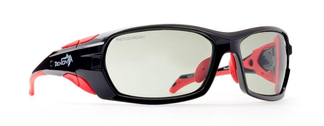 occhiale per alpinismo estremo lenti fotocromatiche