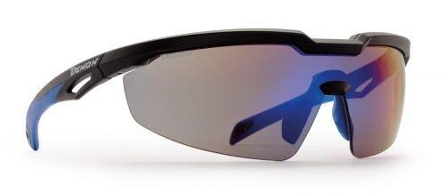 occhiale per bici da corsa nero opaoo