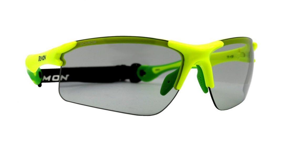 occhiale fotocromatico per trail running e mtb