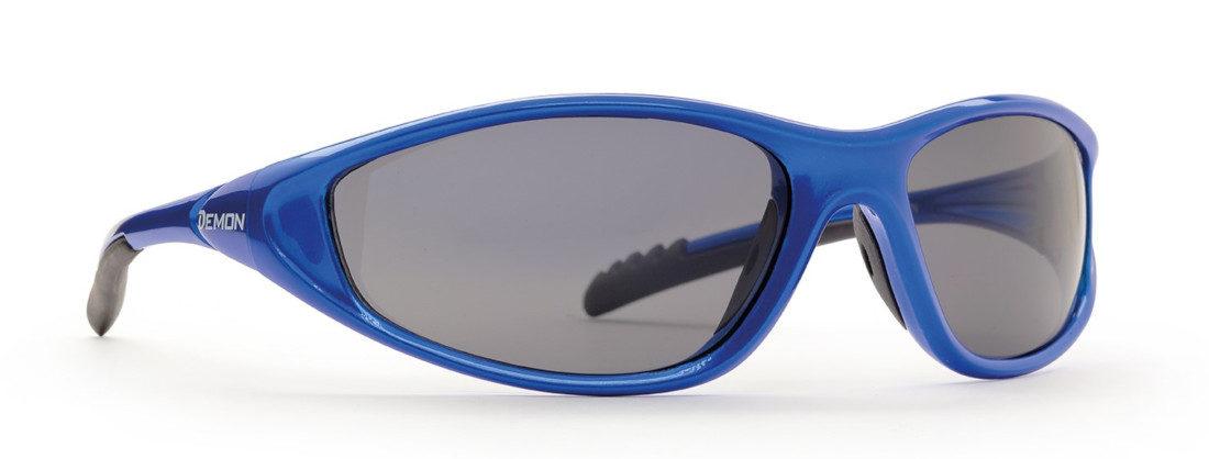 occhiale sportivo da bambino blu modello kid 5