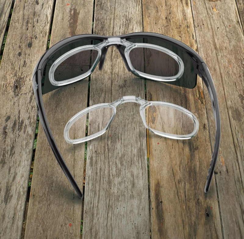 occhiale sportivo da vista graduato per tutti gli sport all'aperto