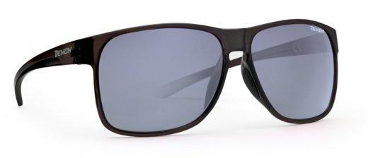 occhiale polarizzato moda sport ultraleggero colore nero opaco