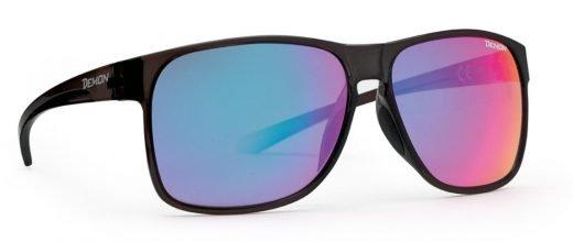 occhiale moda sport ultraleggero con lenti specchiate