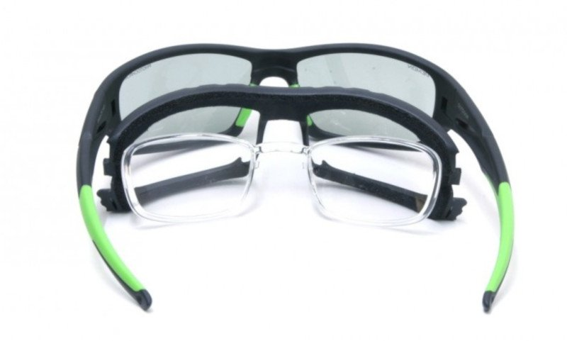 design senza tempo c6ef5 70216 Occhiali Vista Sport con Lenti Fotocromatiche - Demon Occhiali