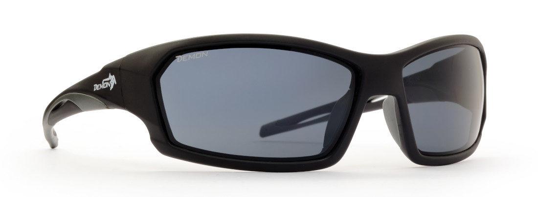 occhiale vista sport nero per lenti graduate