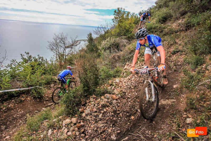 occhiali da vista per mountain bike per atleti professionisti