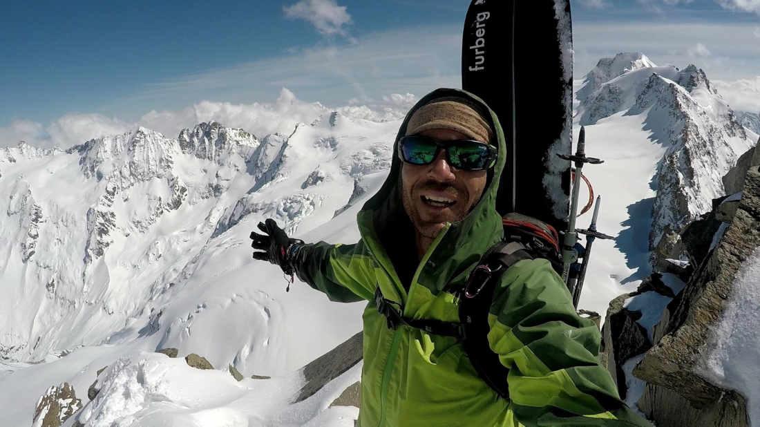 Occhiali per alpinismo escursionismo e mountain bike masterpiece lenti specchiate