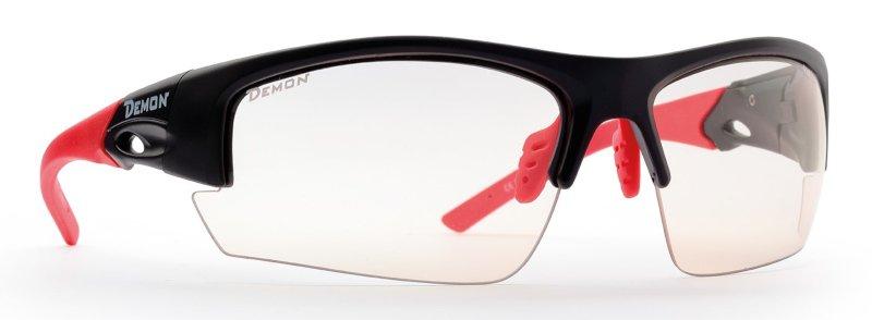 occhiale per mtb con lenti fotocromatiche fumo