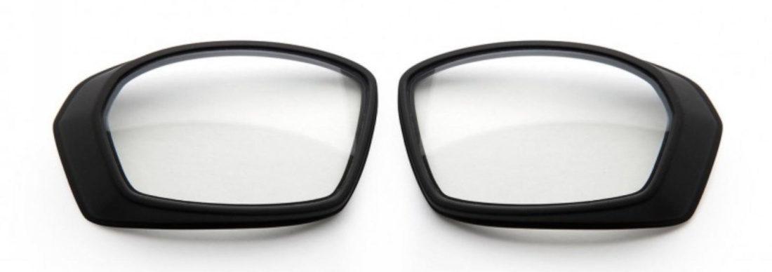 supporto ottico vista sport per lenti bifocali