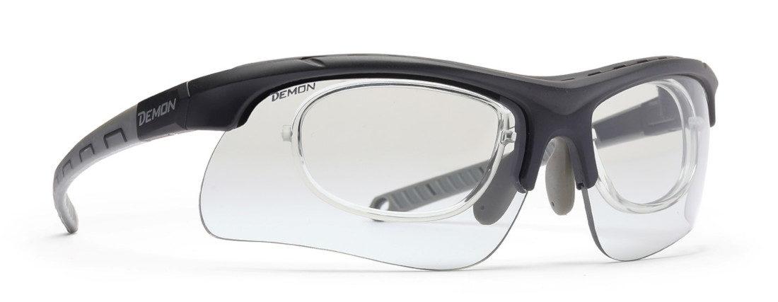 occhiale da vista fotocromatico per ciclismo e mountain bike modello infinite