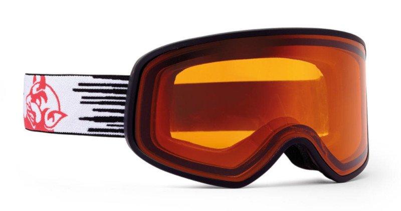 Maschera da sci fotocromatica per sciare in ghiacciaio modello INFINITY