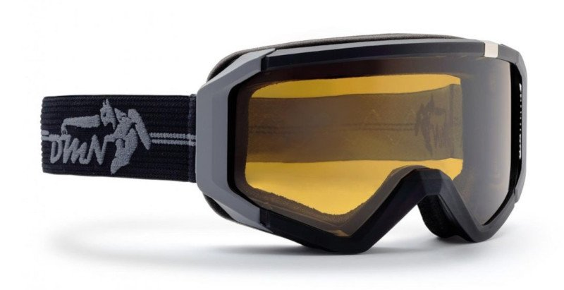 maschera da sci per sciare in ghiacciaio fotocromatica polarizzata modello NEU