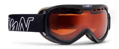 Maschera da snowboard polarizzata per occhiali da vista con lenti graduate