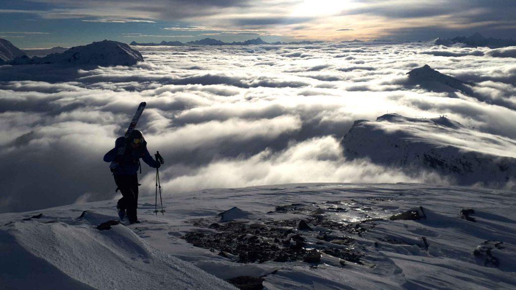 occhiali da montagna per alpinismo escursionismo e scialpinismo