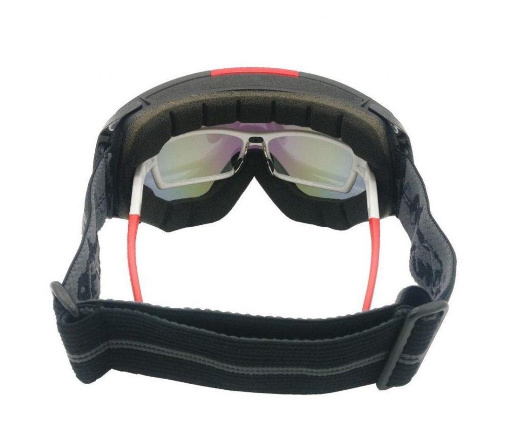 occhiali da sci per montatura da vista