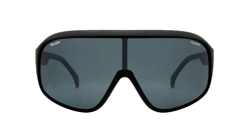occhiale monolente polarizzato da sci modello crash