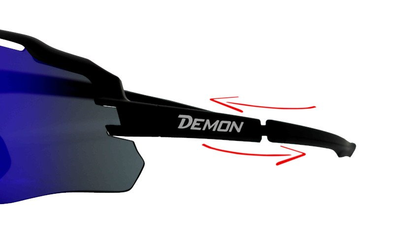 Asta regolabile occhiale da sci modello IMPERIAL