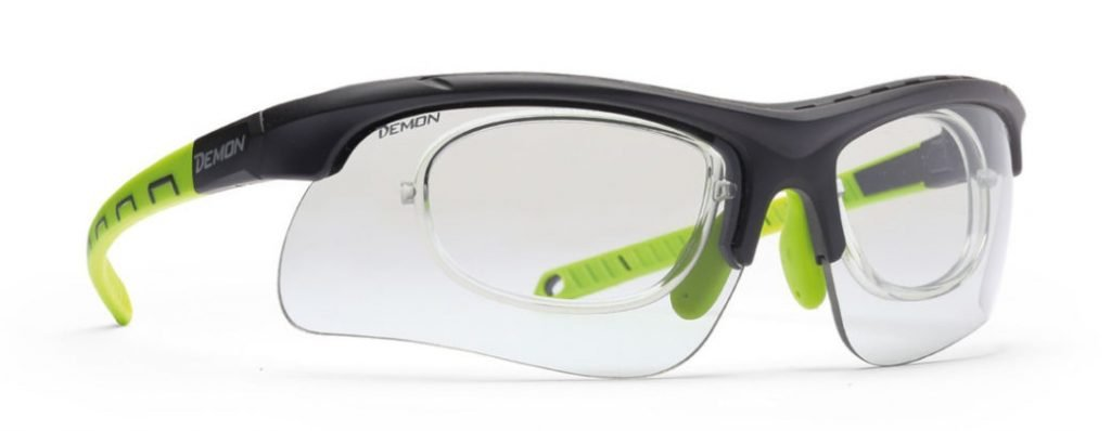 Occhiali da ciclismo graduati con lenti fotocromatiche