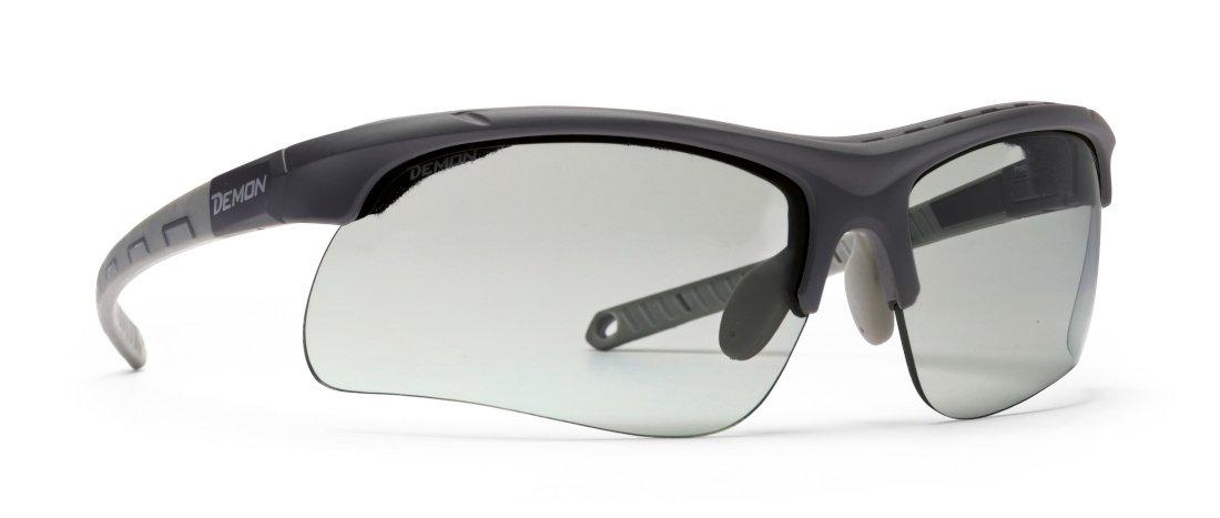 Occhiale fotocromatico dchrom per ciclismo su strada e mountain bike infinite optic