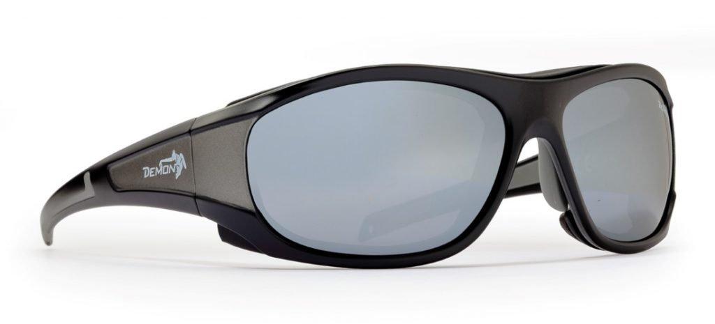 Occhiali per Kitesurf con spugna parasudore e lenti categoria 4 modello MAKALU