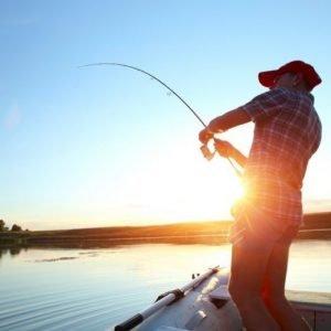 Occhiali polarizzati da vista per pesca sportiva
