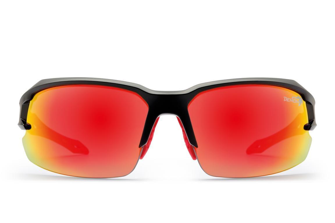 occhiale per ciclismo con lenti specchiate modello TIGER
