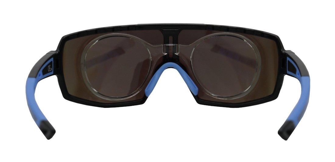 Occhiali sportivi da vista per tutti gli sport running e ciclismo con cip vista per lenti graduate modello performance rx