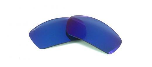 Lenti di ricambio categoria 3 specchio blu modello dome
