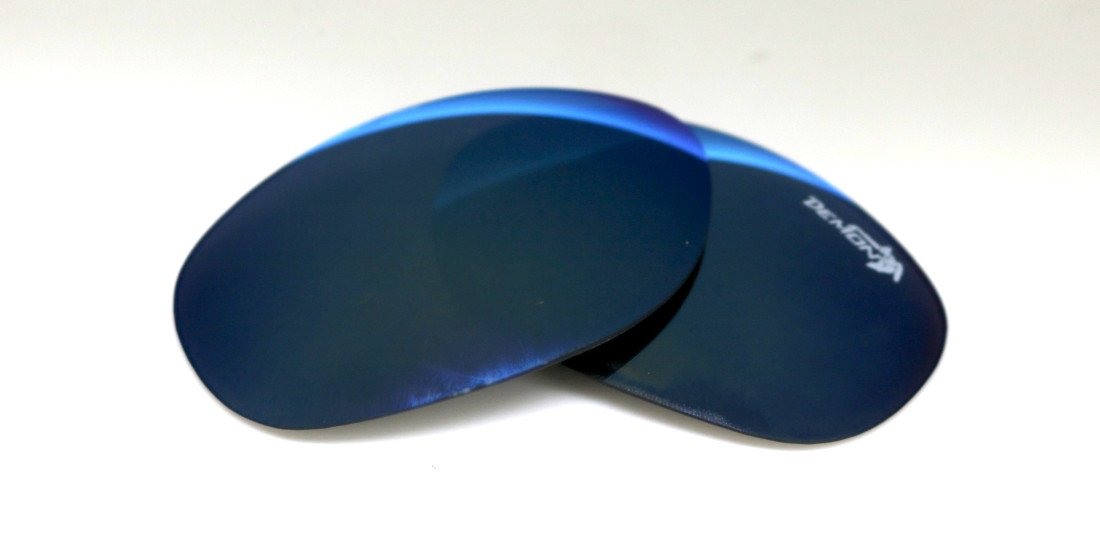 lenti di ricambio modello makalu cat 4 specchio blu
