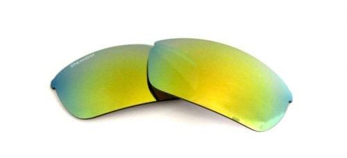 Lenti di ricambio specchio giallo modello record