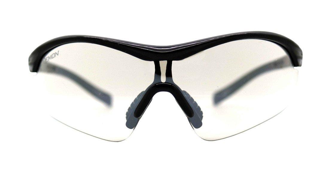 occhiali per mtb con lenti trasparenti