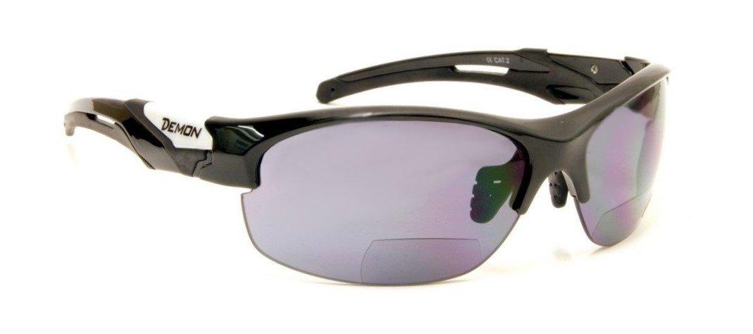 Occhiali sportivi da vista con lenti bifocali per ciclismo e running lente specchiata modello tour sun reading