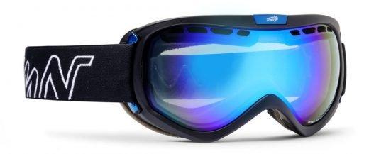 Maschera da vista con lente fotocromatica specchiata modello raptor