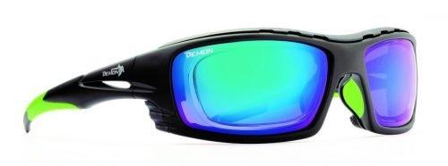 Occhiale da vista per alpinismo opto outdoor rx lenti categoria 4 con clip vista