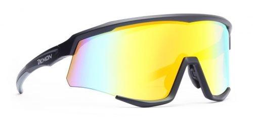 occhiali da ciclismo e mountain bike lente specchiata dmirror modello wallone