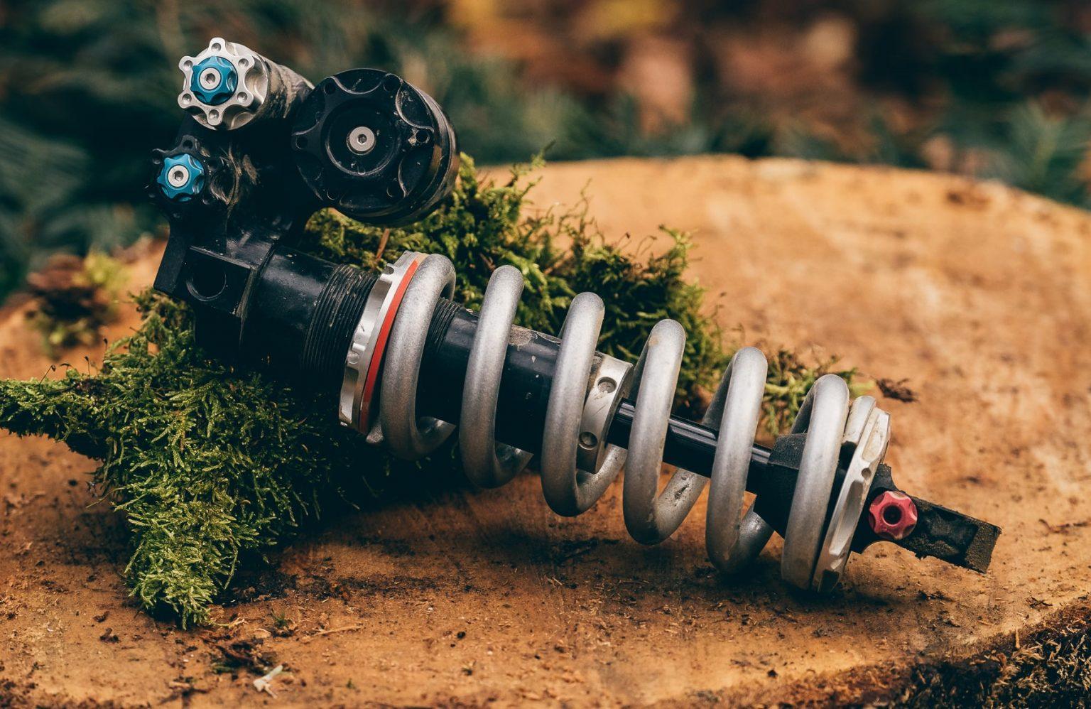 Ammortizzatore Push Elevensix per mountain bike personalizzabile