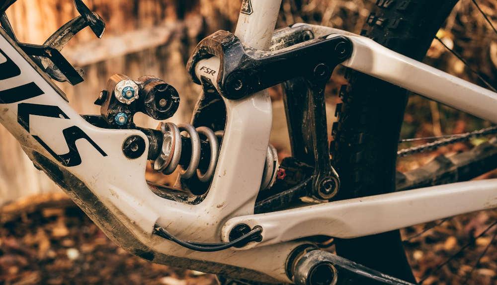Ammortizzatore per mountainbike push elevensix completamente personalizzabile
