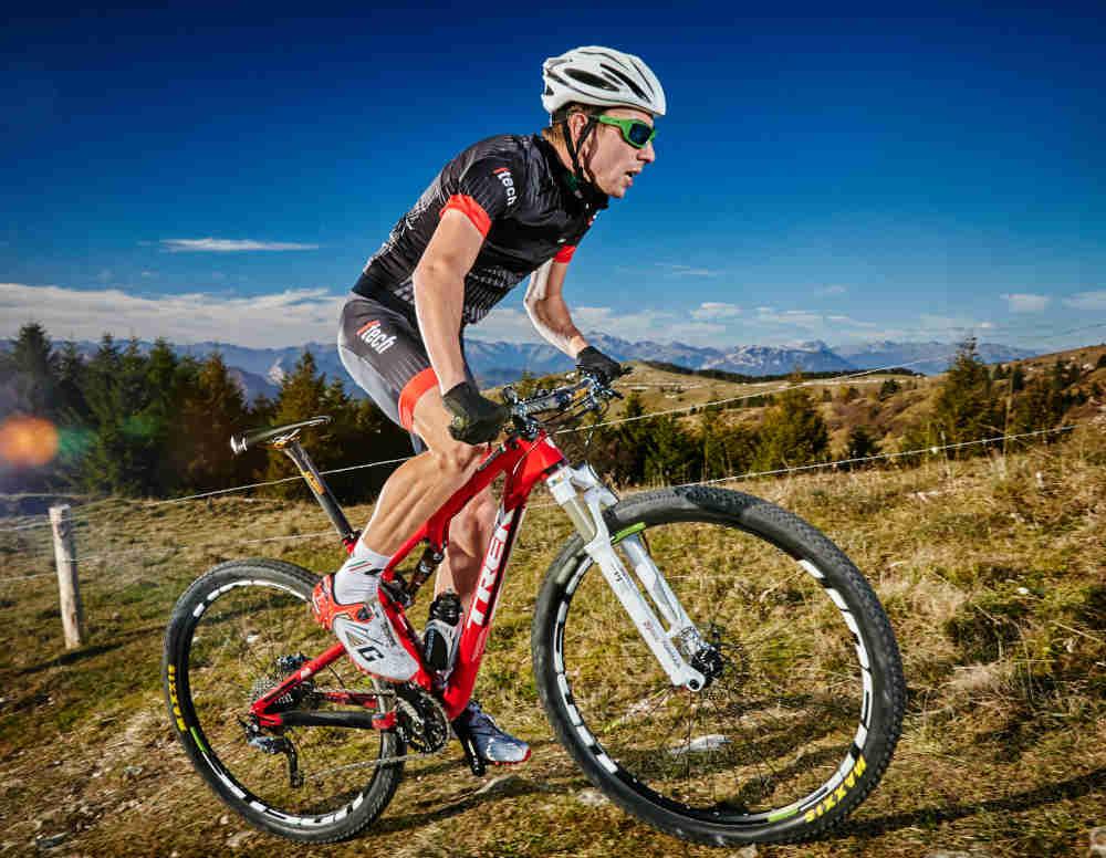 Pedali per bici da trail ed enduro