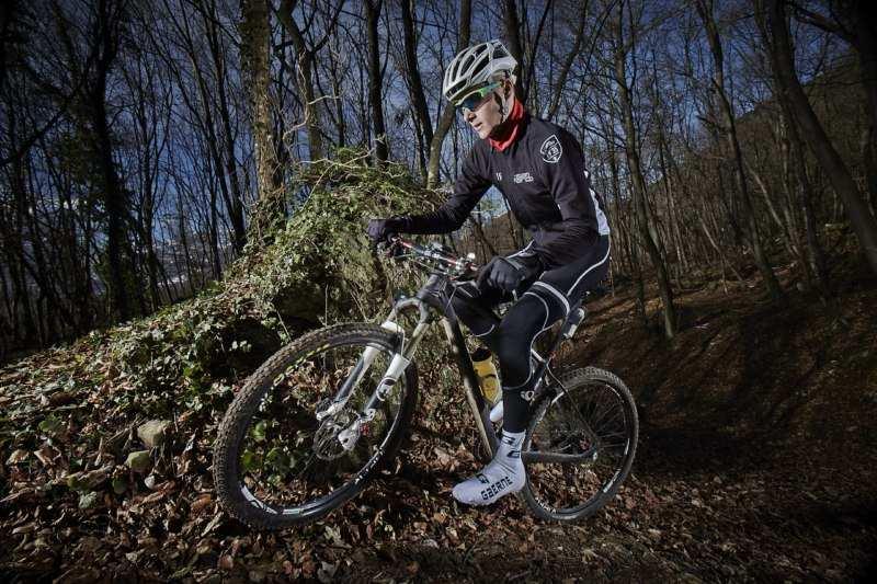 Test pedali da mountain bike